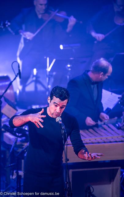 Gabriel Rios & The Colorist Orchestra @ CC Mechelen - 21/01/2020