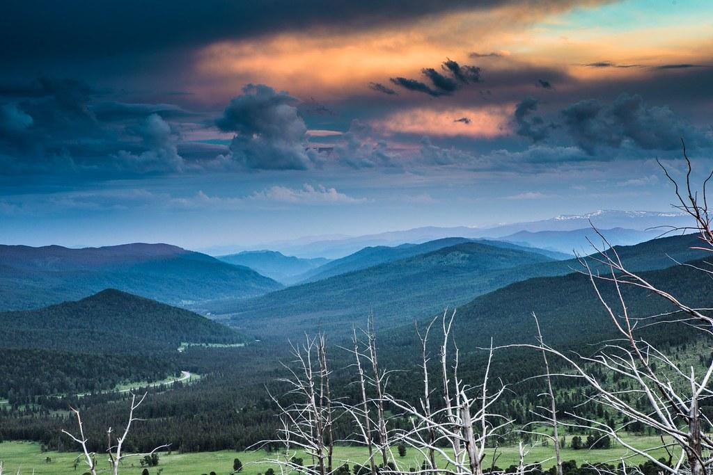 Алтай, Семинский перевал