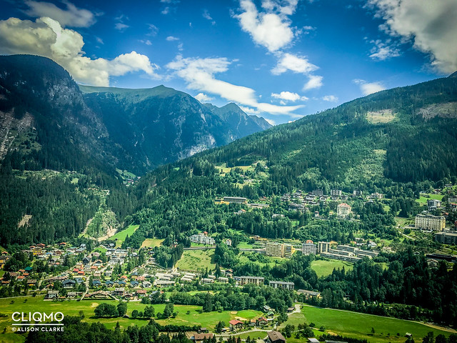 Austria by train