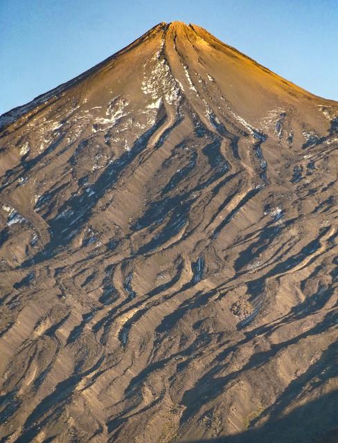 Canales lávicos - Teide (Tenerife, Islas Canarias, España) - 01