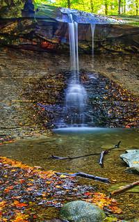 Blue Hen Falls - Cuyahoga Valley NP