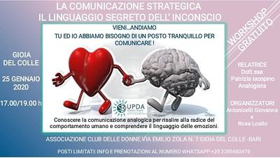 La comunicazione strategica. Il linguaggio segreto dell'inconscio