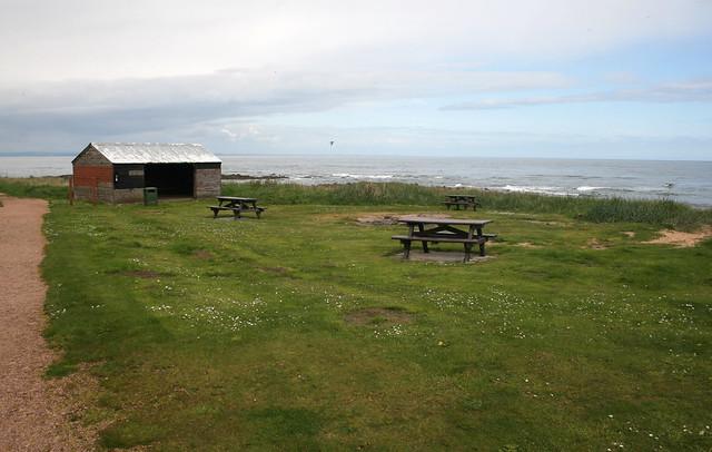The Fife Coast Path near Kingsbarns