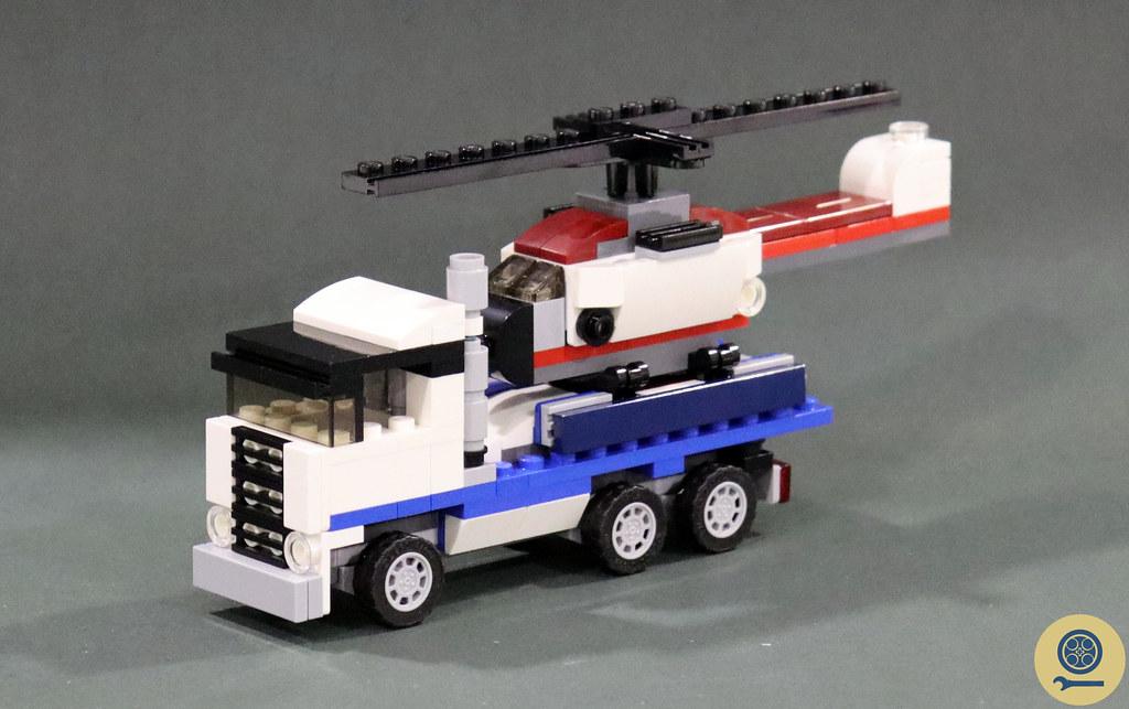 31091 Shuttle Transporter 4
