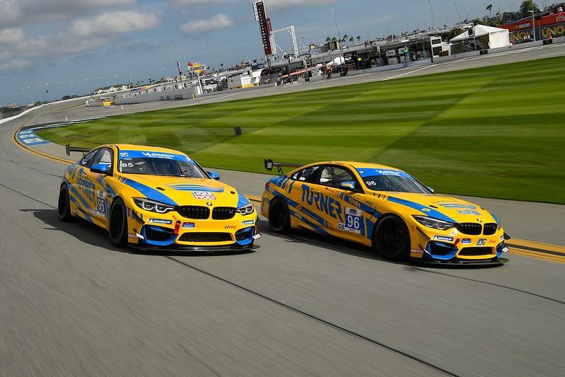 BMW M4 GT4 Turner Motorsport