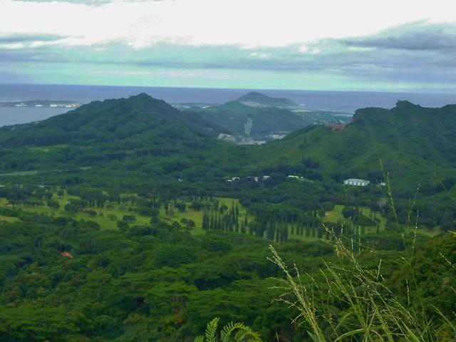 Nuuanu Pali Lookout, Oahu 6
