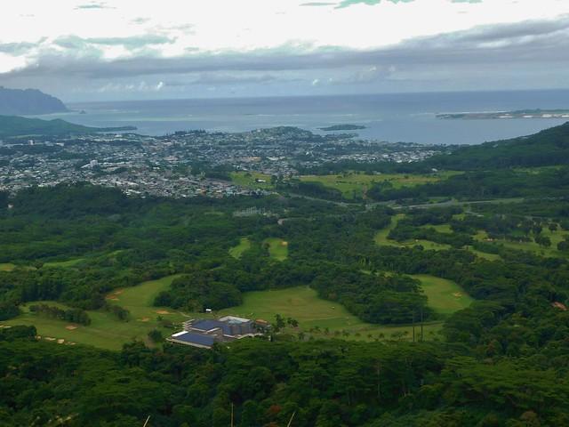 Nuuanu Pali Lookout, Oahu 5