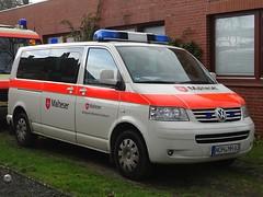 Volkswagen Caravelle 'Malteser Hilfsdienst'