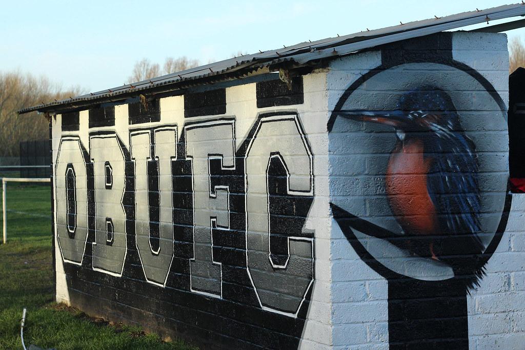 Old Bradwell United v Harefield United SSMFL