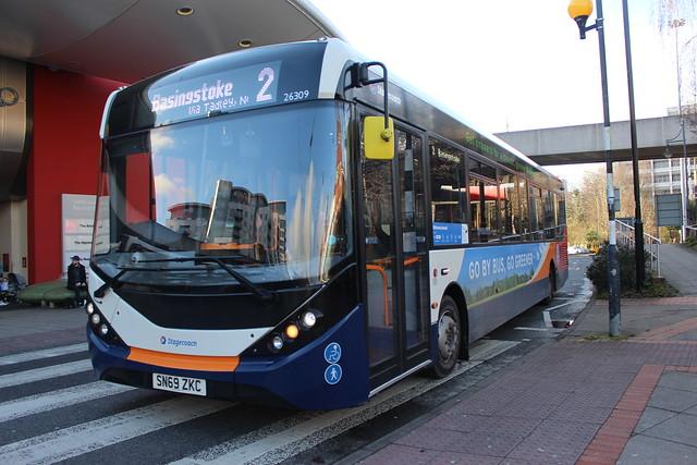 26309 SN69ZKC Stagecoach