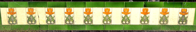 Matlock Bath Tiles