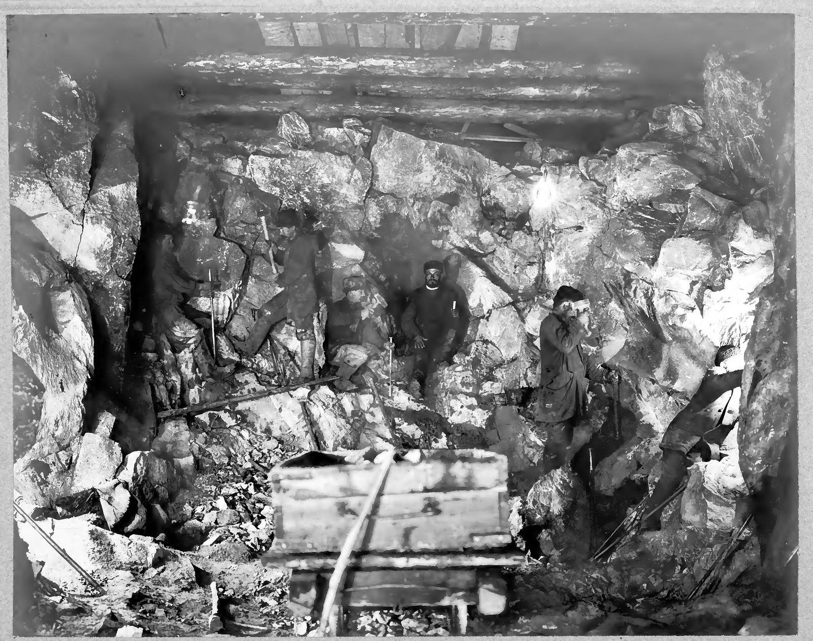 12. Разработка тоннеля