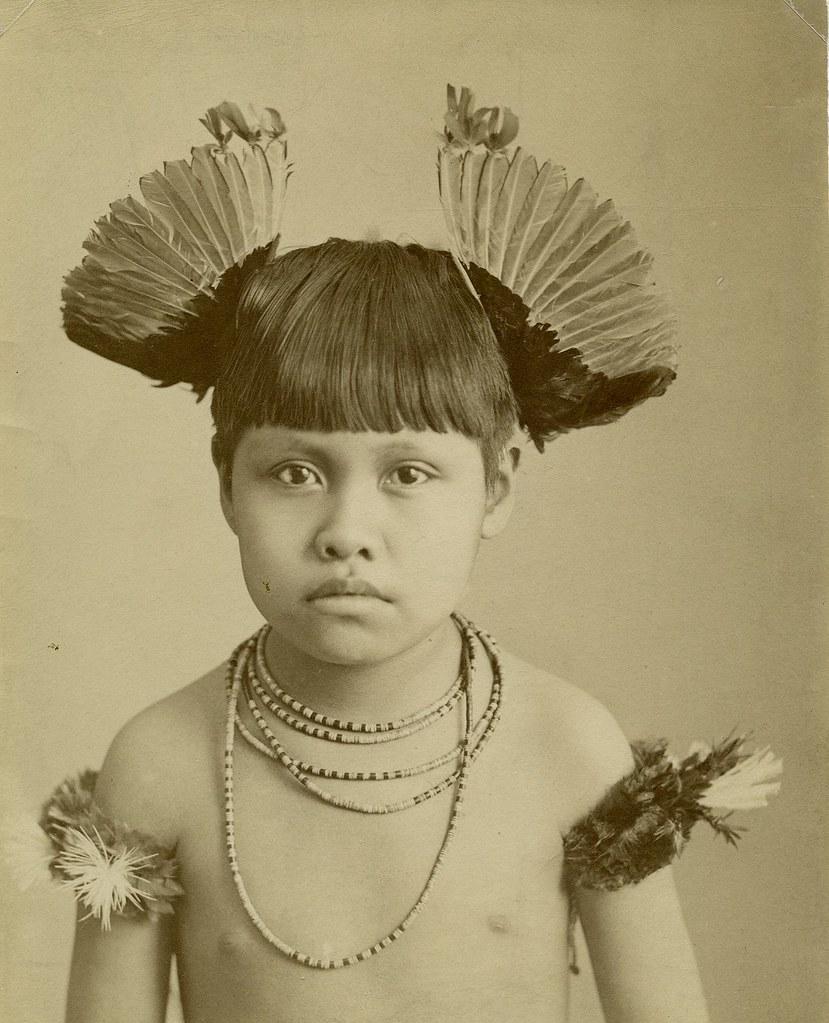 Índios de Mato Grosso.