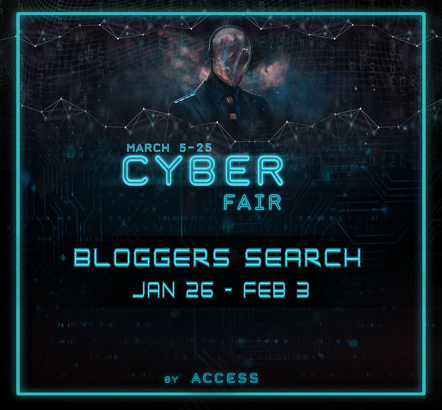 CYBER Fair - Bloggers Search - Coming soon!!