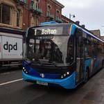 The Blackburn Bus Company YX69NTA