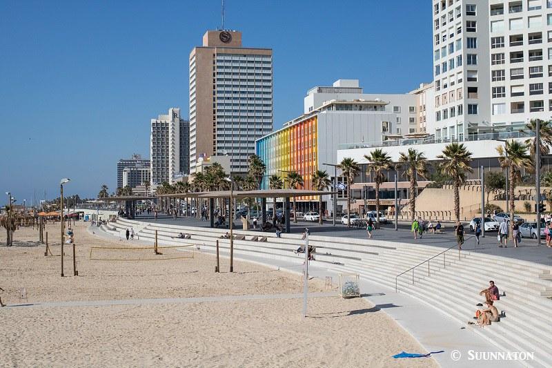 rantabulevardi, Israel