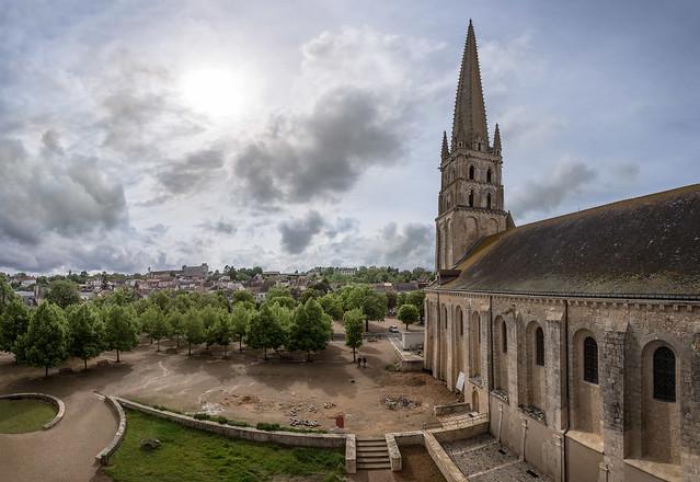 Abbaye de Saint Savin, France