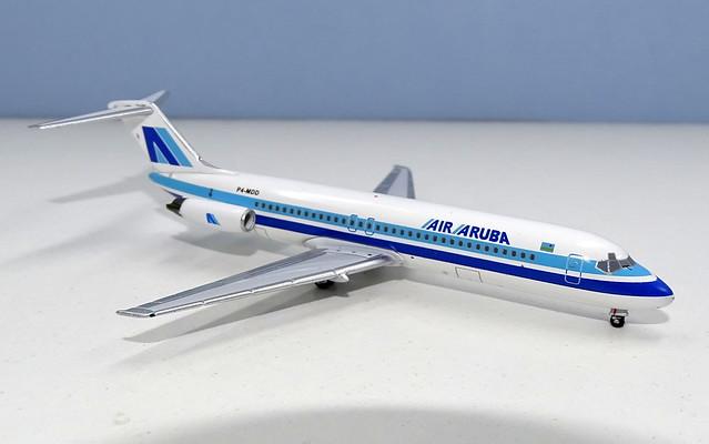 Air Aruba Douglas DC-9-32 P4-MDD