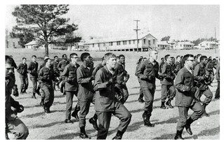 Fort Jackson recruits at boot camp: 1965 ca. | by Washington Area Spark
