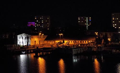 Nacht Potsdam Havel