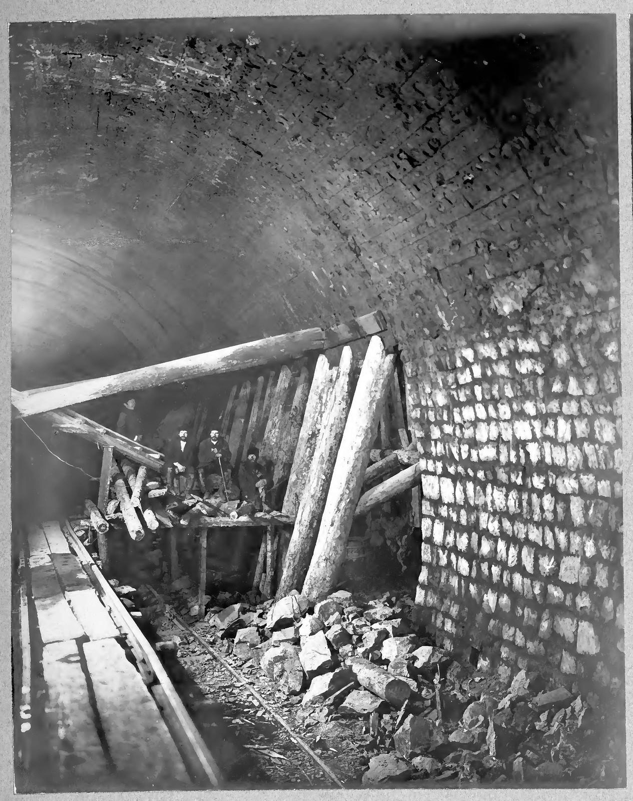 11. Строительство тоннеля