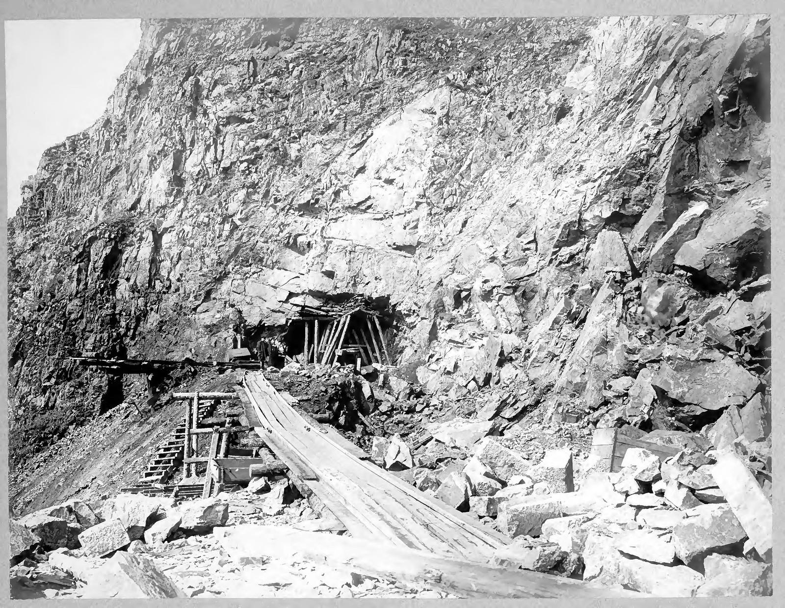 08. Разработка калотты тоннеля
