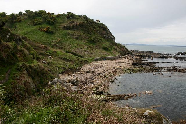 Kittock's Den, Fife Coast Path