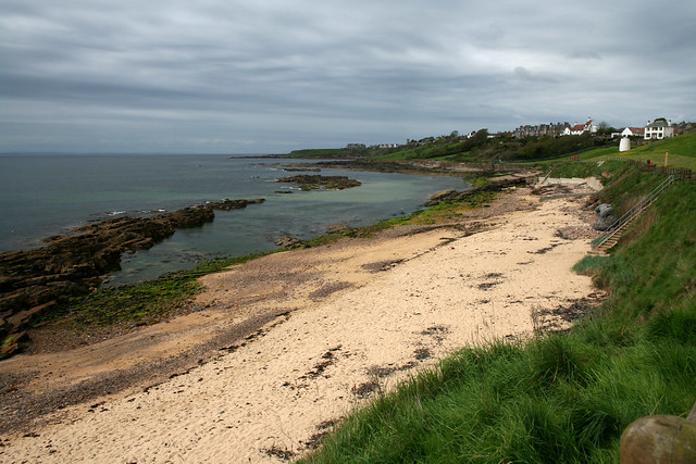 The Fife Coast Path near Crail