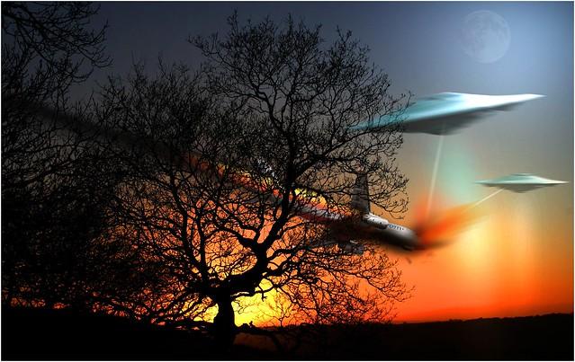"""Alien Sunset"""