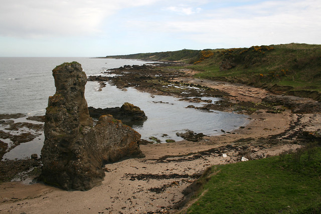 The Rock and Spindle, Kinkell near St Andrews