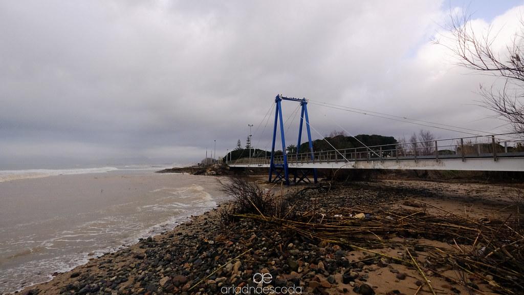 El dia després del temporal Gloria | 2020