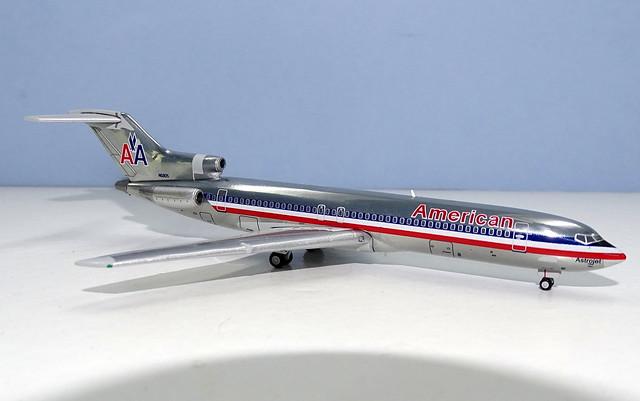 American Airlines Boeing 727-200 N6805