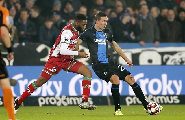 Club Brugge - Zulte Waregem 22-01-2020