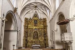 Colegiata de Alquezar, retablo mayor