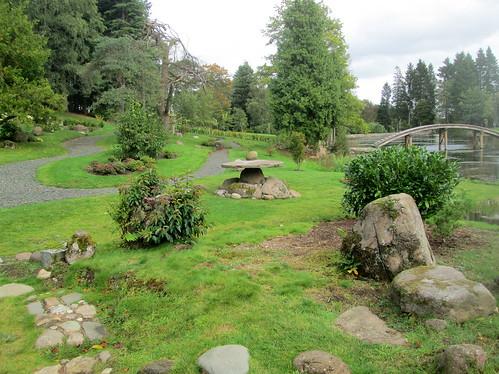 Stones, Cowden Japanese Garden