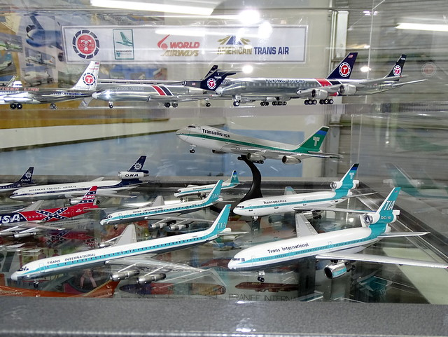 Trans International Airlines Fleet