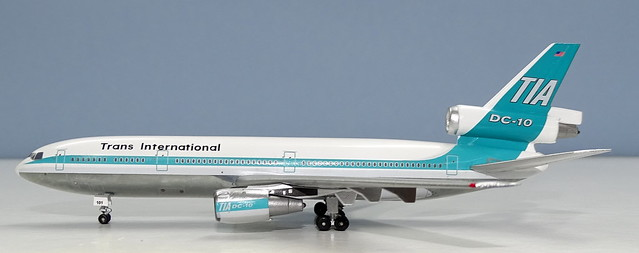 Trans International Airlines DC-10-30 N101TV