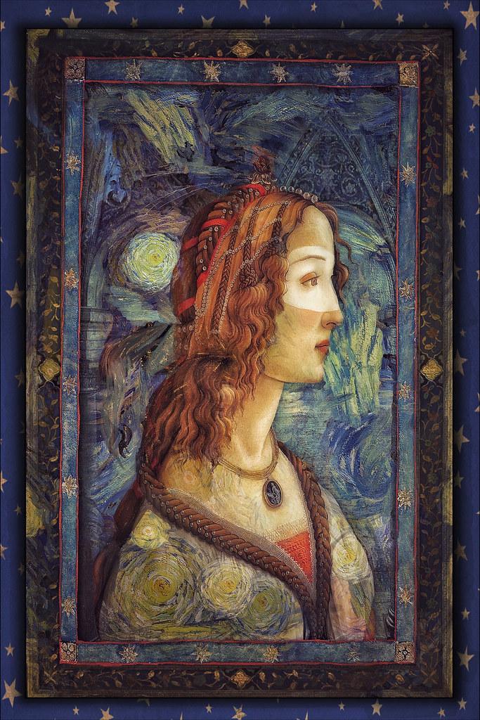 Portrait 113 - Victorian Lady  EXPLORED