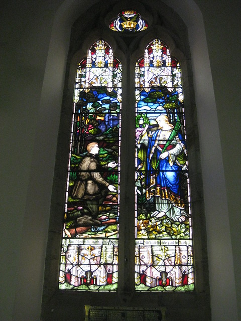 The Great War Memorial Window by William Montgomery; The Former Saint George's Presbyterian Church - Corner Latrobe Terrace and Ryrie Street, Geelong