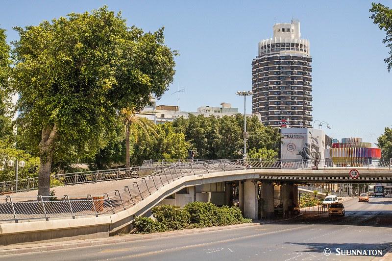 Israel, bauhaus, bauhaus-arkkitehtuuri