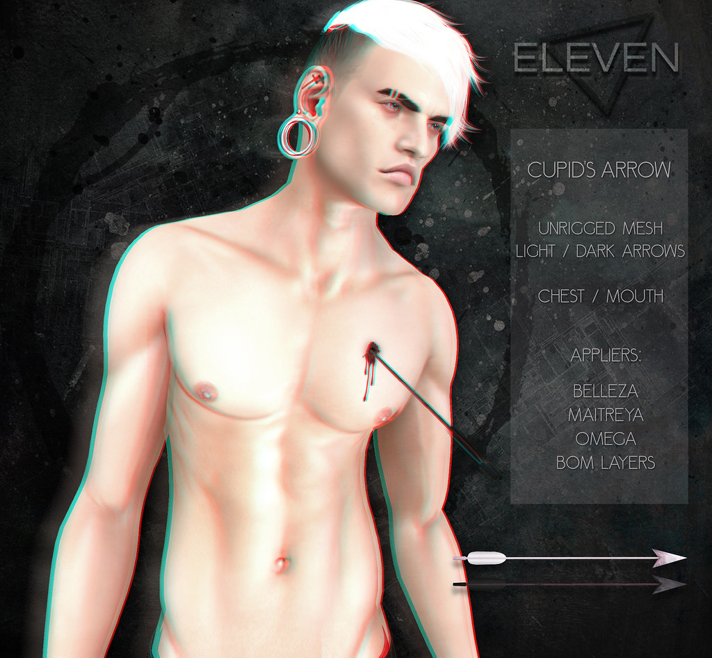 ELEVEN – Cupid's Arrow @ Crush