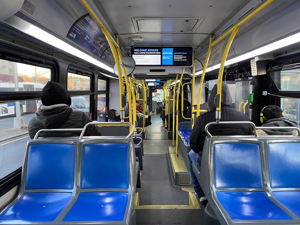 2012 Nova Bus LFSA 5931 - Bx36 LIMITED To Washington Heights G W Bridge