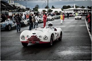 Le Mans Classic 2012 - Skoda