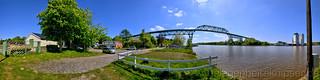 in Hochdonn am Nord-Ostsee-Kanal