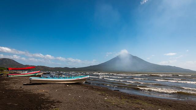 Puerto Momotombo - [Nicaragua]