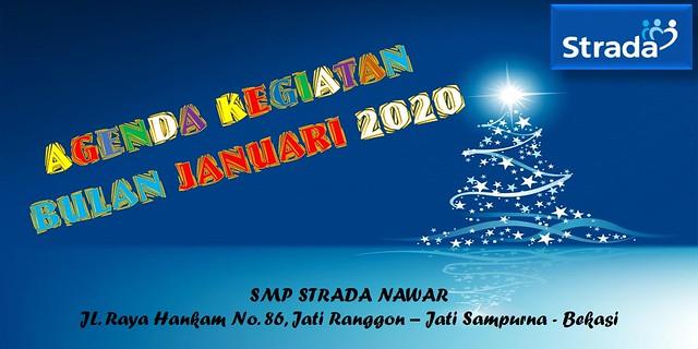Agenda Kegiatan Bulan Januari 2020