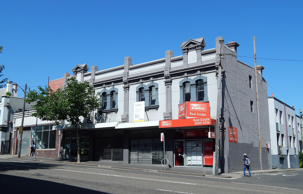 Building, Chippendale, Sydney, NSW.