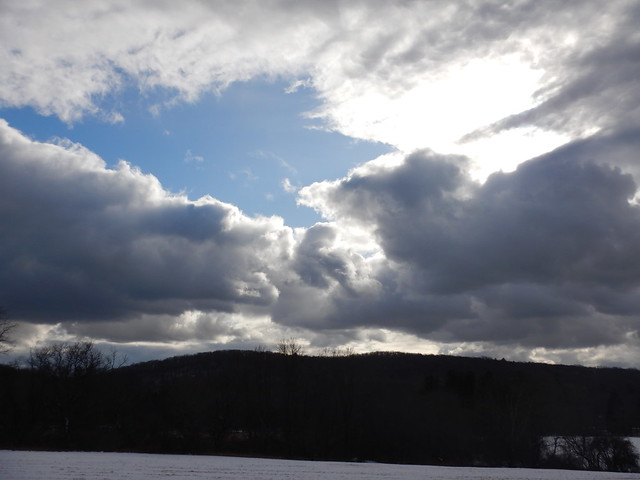 Clouds at Steep Rock M.P.