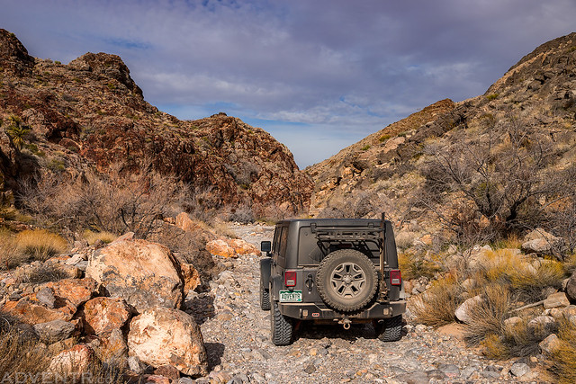 Bitter Springs Backcountry Byway
