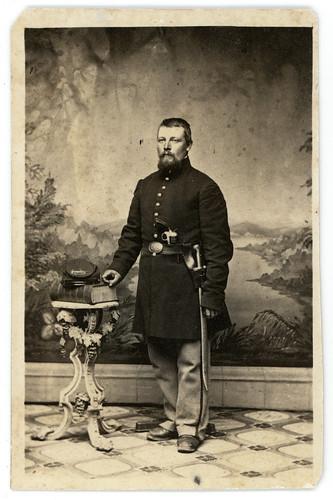 Nursery Man, Rifleman, Casualty
